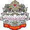 社團法人中華直貢噶舉大手印五具佛學會 Logo